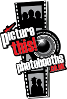 Picture This PhotoBooths logo